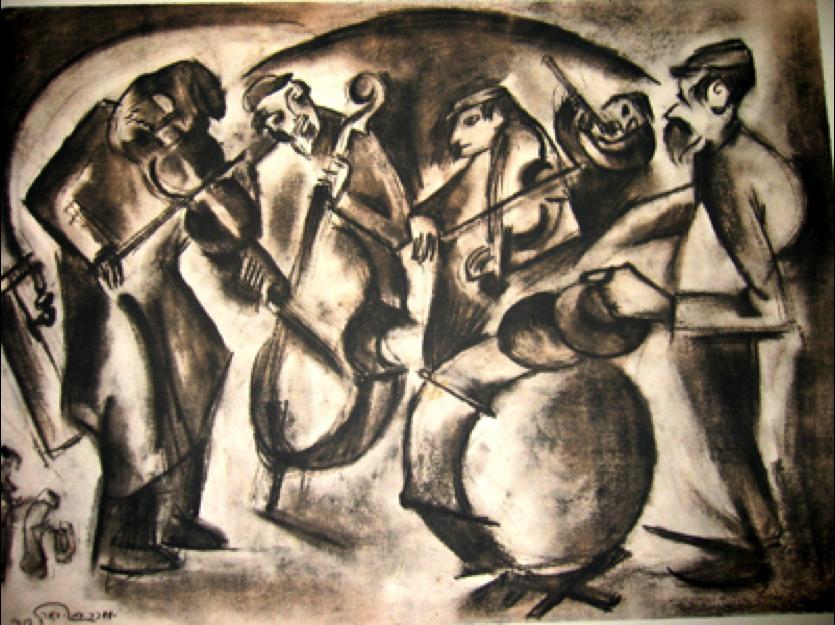 Harriet Murav Lecture: Modernism in the Shtetl: David Bergelson's Descent @ Union South (Check TiTU)