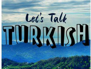 Turkish Language Table @ 818 Van Hise Hall