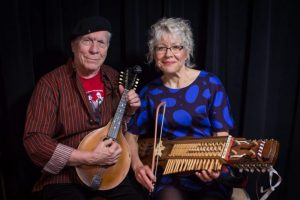 Finnish American Music Series: Ralph and Jaana Tuttila, with Tom DuBois and Marcus Cederström @ Zoom